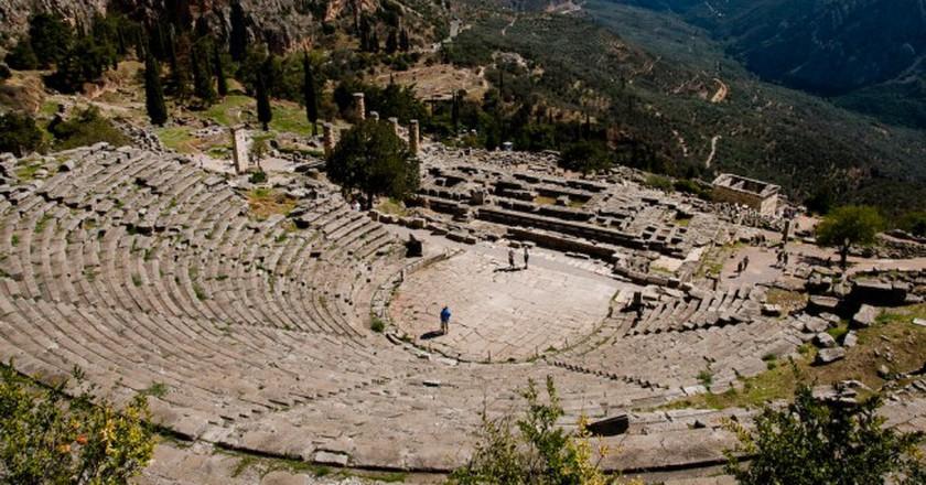 Delphi in October  © Clarence/Flickr