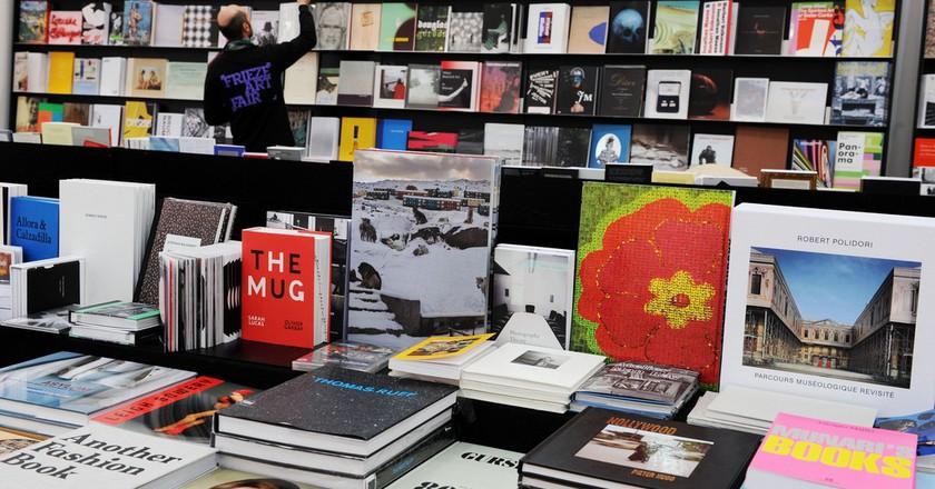 Frieze Art Fair 2009. Photo: Linda Nylind.