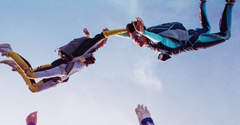 Skydiving | © Philip Leara/Flickr