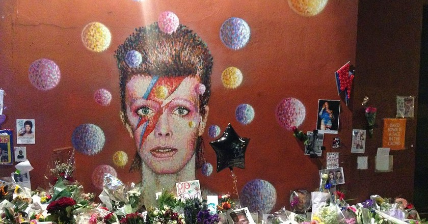7 London Locations Every David Bowie Fan Should Visit