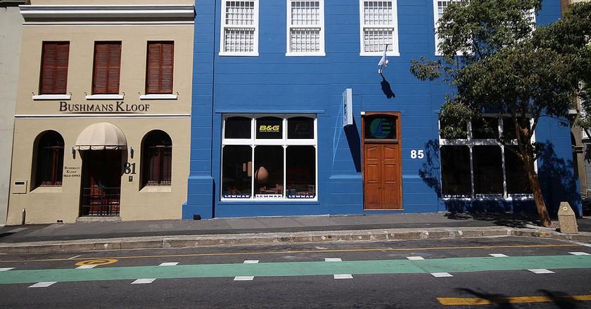 Refurbished colonial buildings in Bree Street © Magemu/WikiCommons