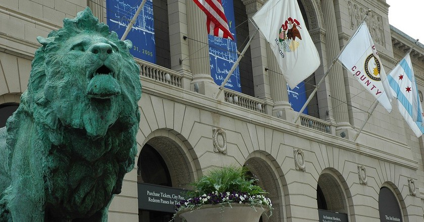 The Art Institute of Chicago | © Tripp/WikiCommons