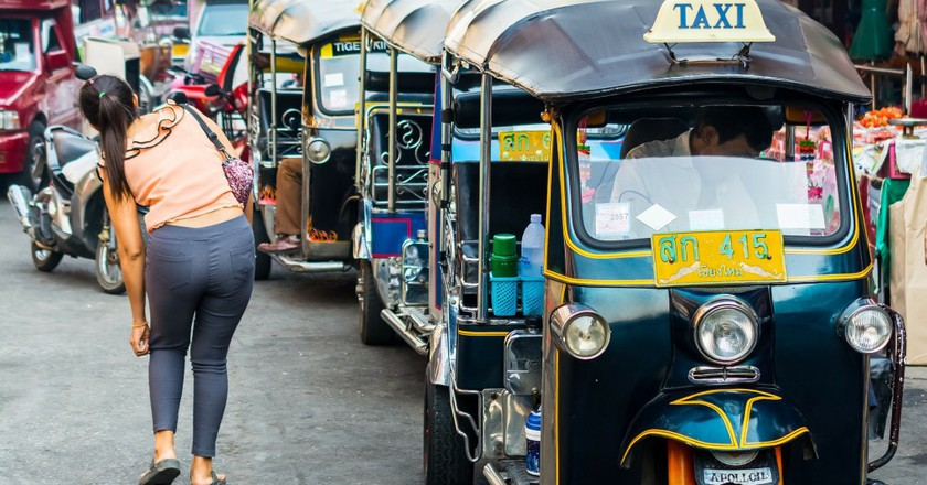 How To Navigate Transport in Bangkok, Thailand