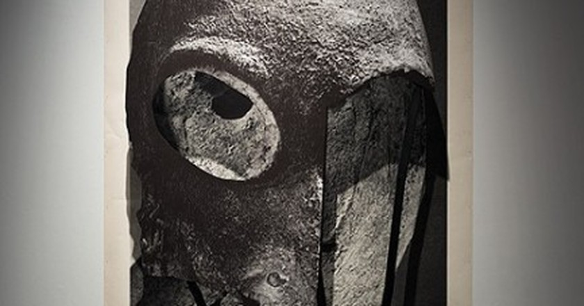 Haniwa by Yael Burstein at Inga Gallery of Contemporary Art. Courtesy Photo | Inga Gallery