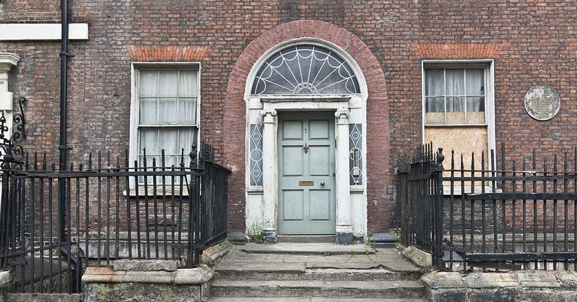 No. 7, Henrietta Street | © William Murphy / Flickr