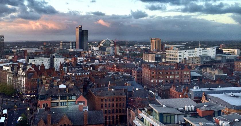 Manchester's Northern Quarter | © www.tecmark.co.uk/Flickr