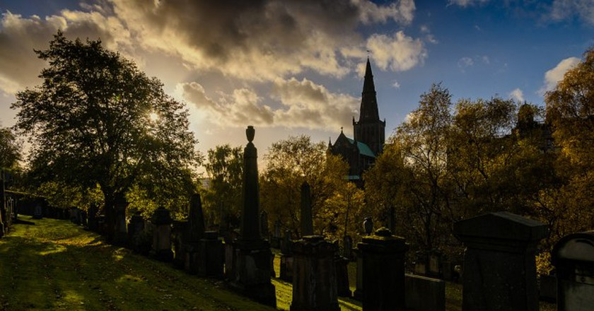 The Necropolis | © Robert Brown/Flickr