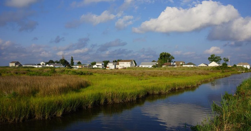 Tangier Island in the morning | © J. Albert Bowden II / Flickr