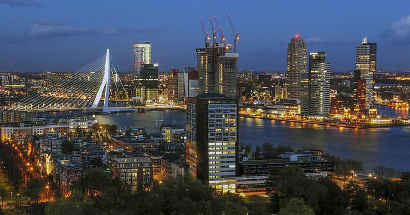 Rotterdam   © Mlefter/WikiCommons