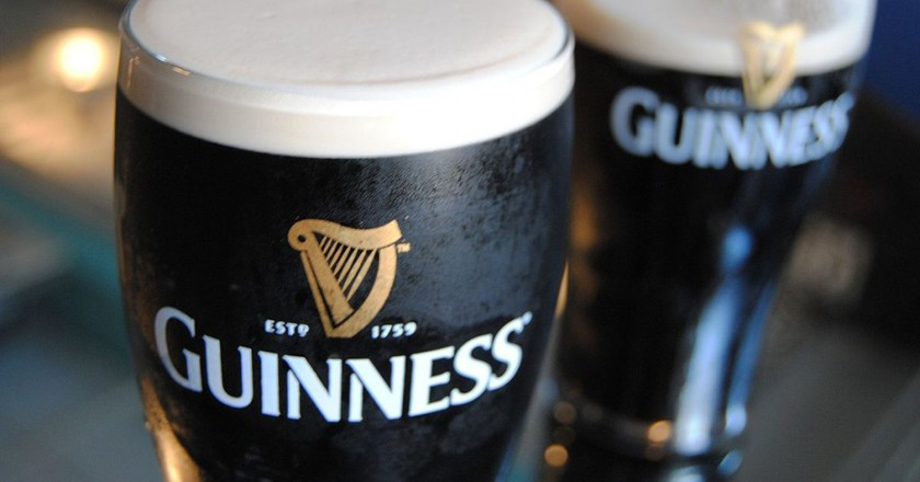 Guinness © diego_cue / WikiCommons