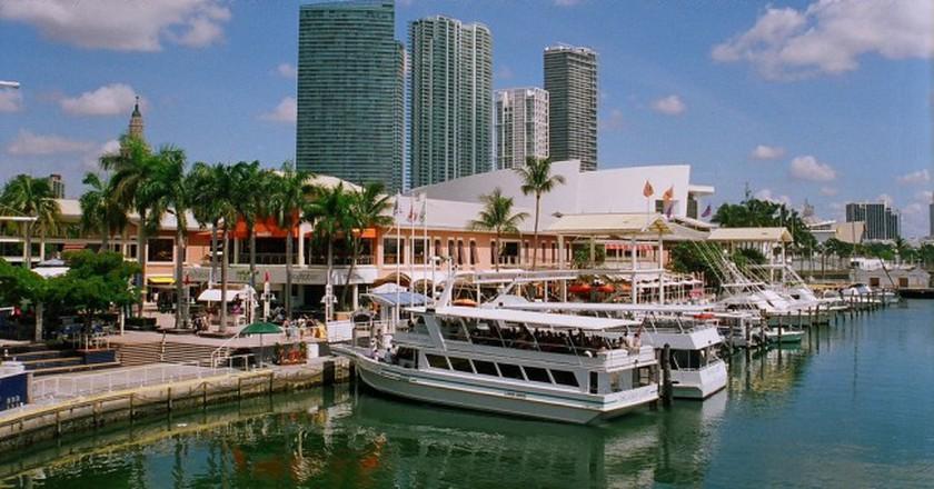 Bayside Miami | ©Phillip Pessar / Flickr