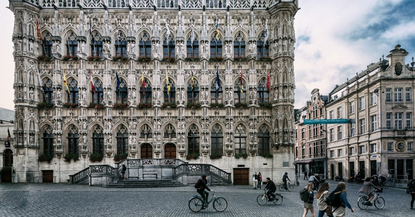 Leuven Town Hall   © glasseyes view/Flickr