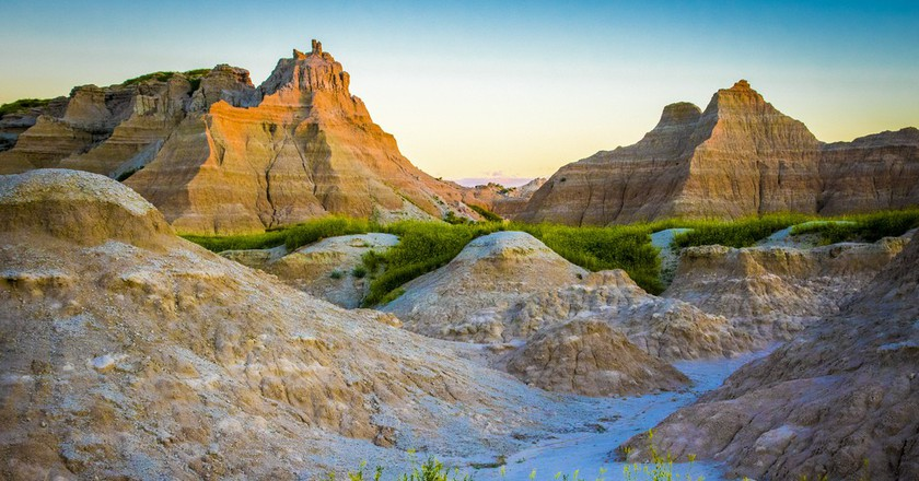 Badlands | © Thomas James Caldwell/Flickr