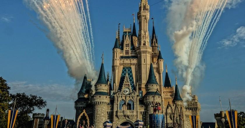 Disney's Magic Kingdom | © Iain A Wanless / Flickr
