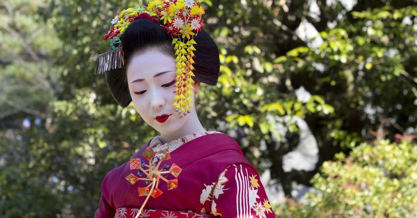Maiko   © Japanexperterna/Flickr