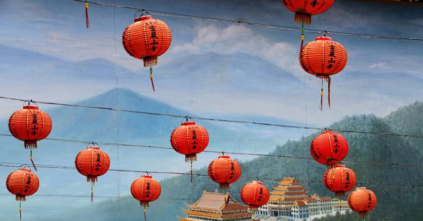 Buddhist temple   © aberdeenloon/Flickr