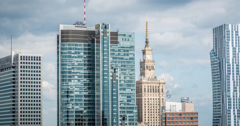 Warsaw © Kamil Porembinski