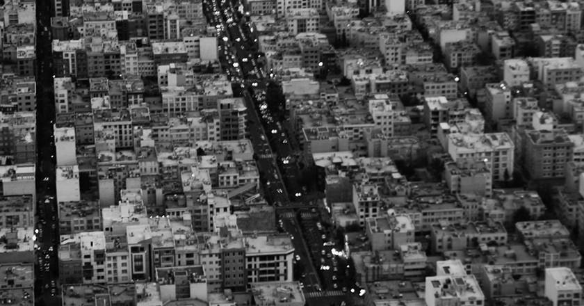 Tehran view from the top   © PROBlondinrikard Fröberg / Flickr