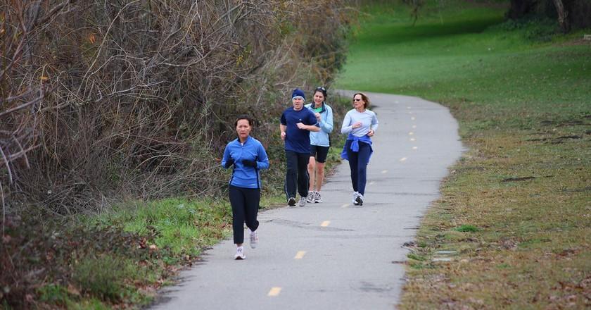 Go for a run  | © John Loo/Flickr