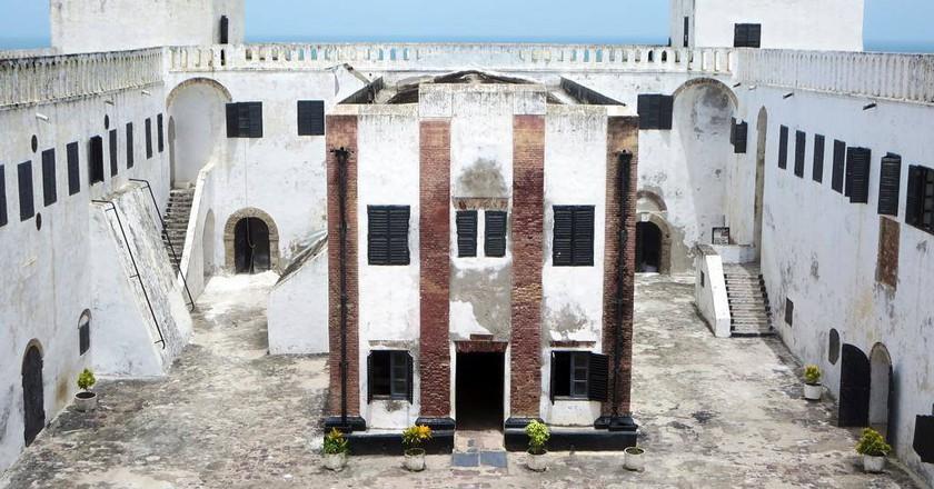 The Elmina Castle © David Stanley
