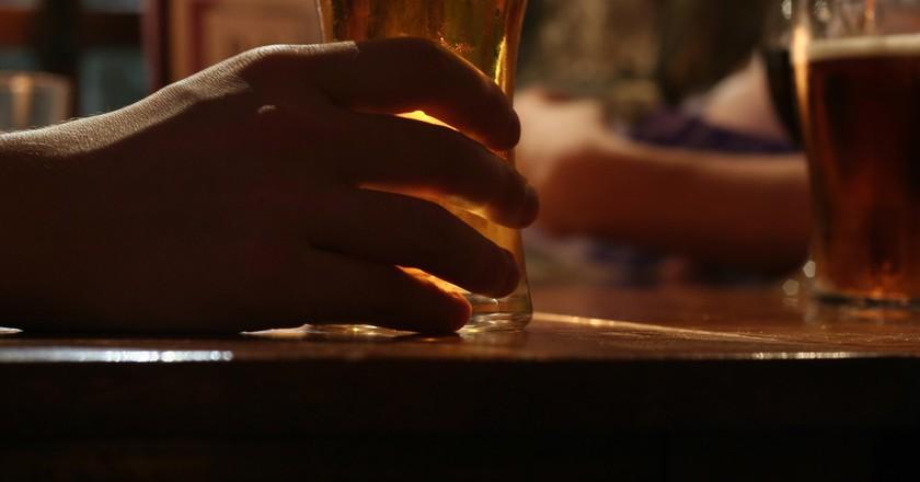 Pint In Hand | © Graham Campbell/Flickr