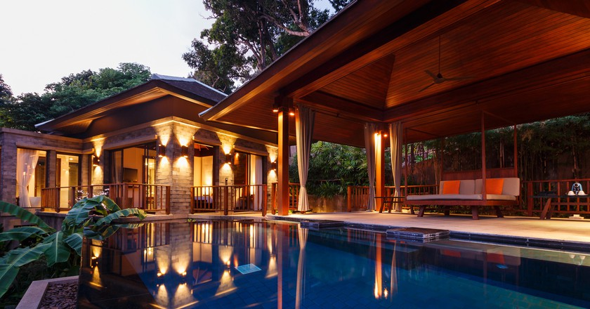 Cliff Pool Villa at Paresa Resort Phuket | ©  Courtesy of Paresa Resort Phuket