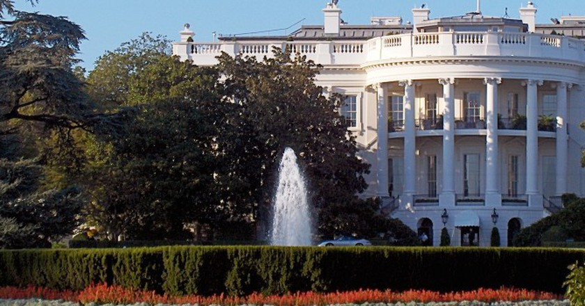 The White House | ©  John Haslam / Flickr