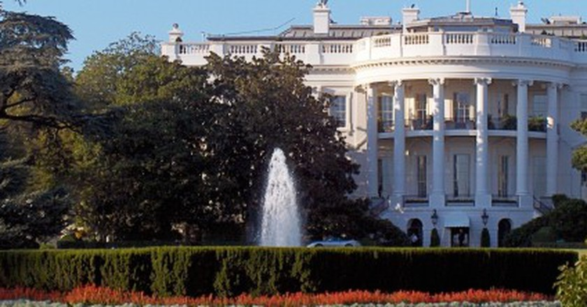 The White House | ©  John Haslam / Flickr
