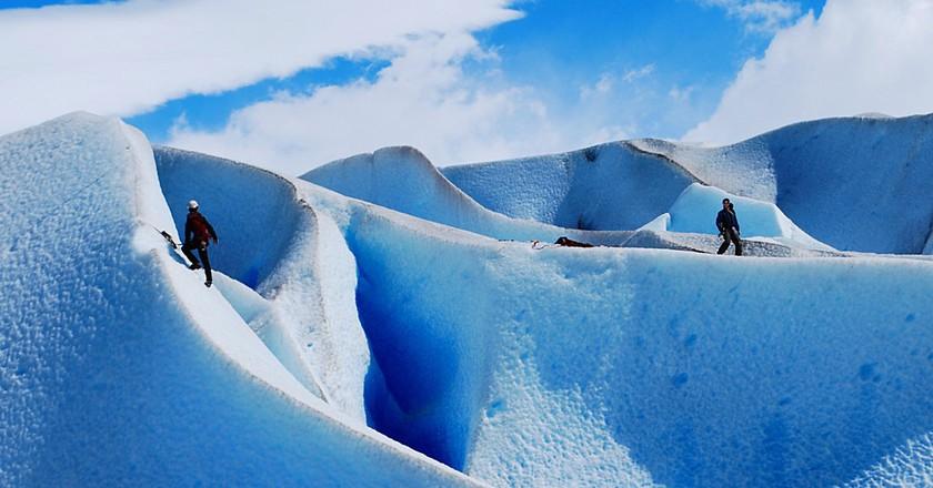 Glacier climbing at Glacier Grey, Chile | © Davidlohr Bueso/Flickr