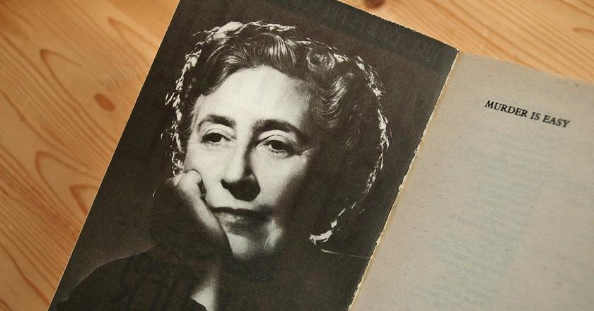 Agatha Christie | © Peter/Flickr