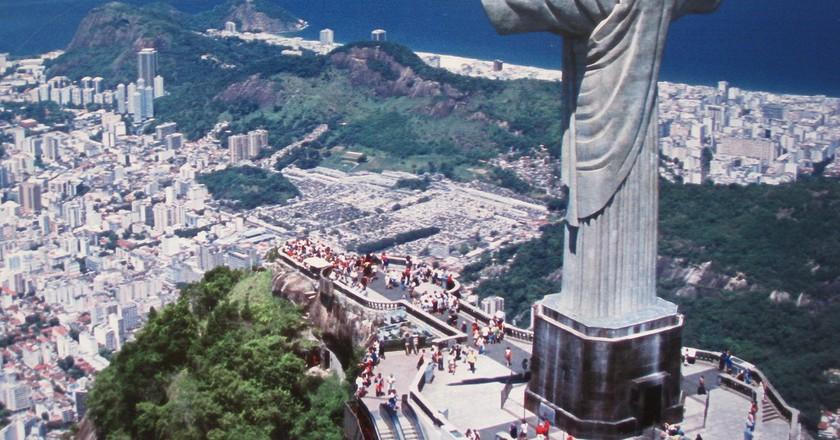 Christ the Redeemer overlooking Rio de Janeiro | © Play Sports Brazil/Flickr