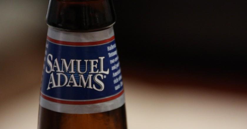 Samuel Adams Beer | © Jason Evans / Flickr