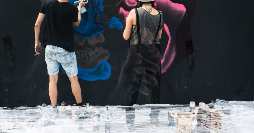 Aliwal Urban Art Festival | Courtesy of Singapore Art Week