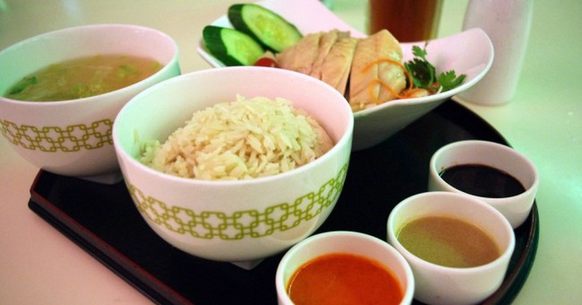 A Brief History of Hainanese Chicken Rice, Singapore's National Dish