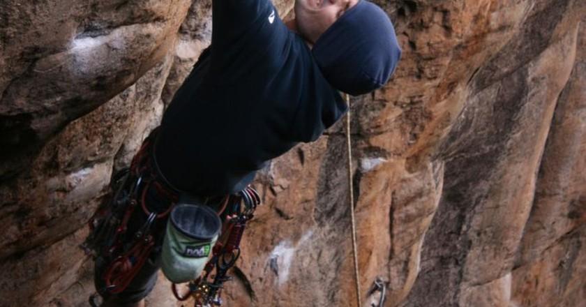 Rock Climbing|© N McQ /Flickr