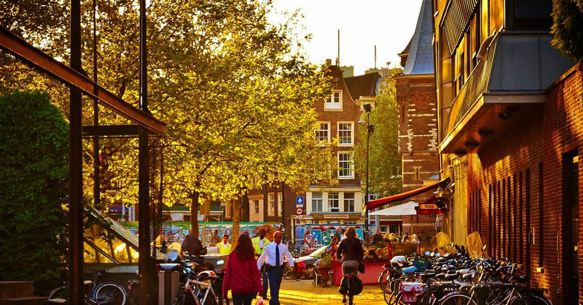 Amsterdam is turning its back on budget tourists | © Moyan Brenn / Flickr