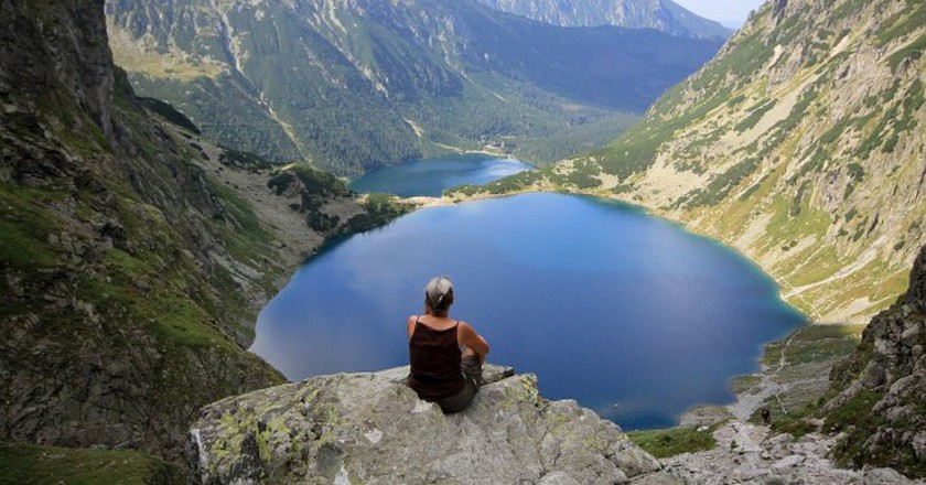 Tatra National Park | © Ministry of Foreign Affairs of the Republic of Poland / Flickr
