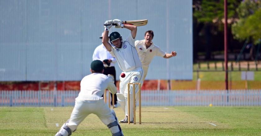 Redlands Cricket | © mushu2011/Flickr