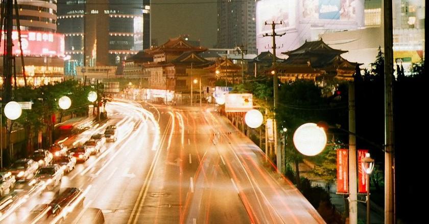Shanghai Traffic | ©stephen velasco/Flickr