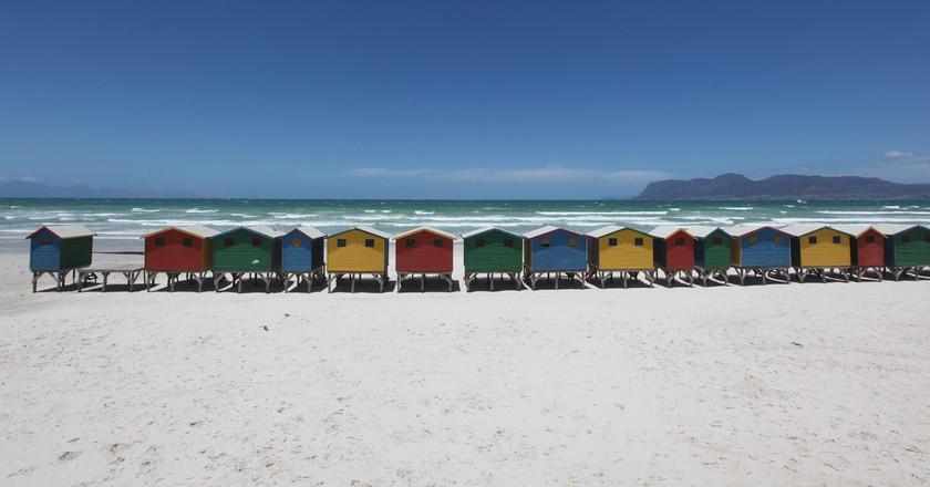 Muizenberg Beach © Richard Moross/Flickr