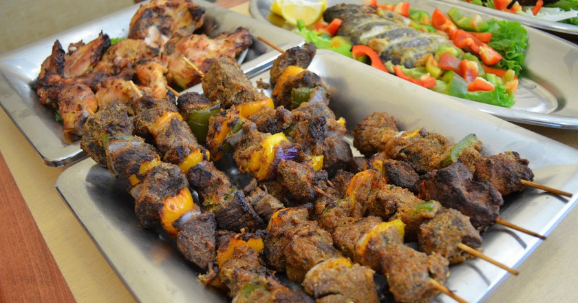 Beef Khebabs © Happy Krissy / Flickr
