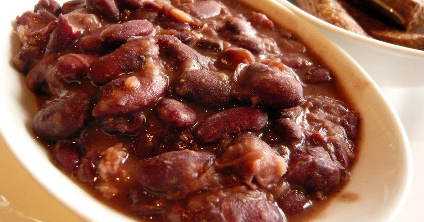 Red Beans At Sweet Mother's Kitchen | © Jessica Spengler/Flickr