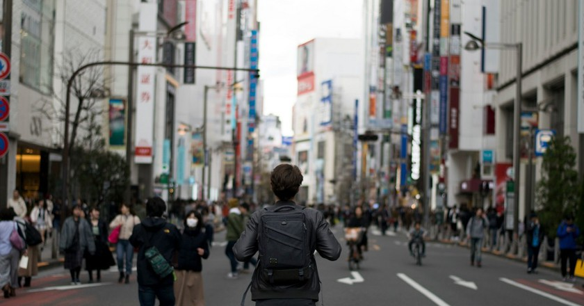 Alone in Tokyo   © Tycho Atsma/Unsplash