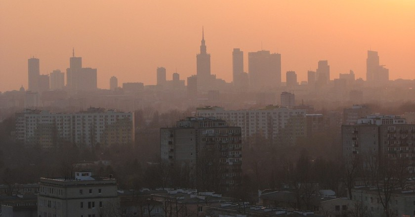 Warsaw   © Guido Heitkoetter / Flickr