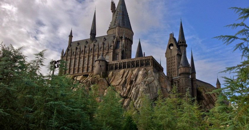 Hogwarts Castle, Wizarding World of Harry Potter, Islands of Adventure | © Jeff Kays/Flickr
