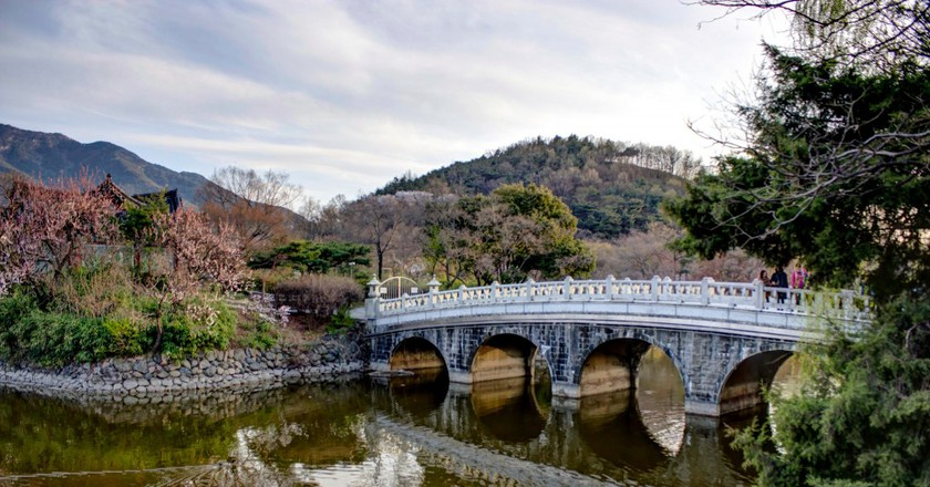 Duryu Park is a place of beauty throughout the year | © Chris Anderson / Flickr