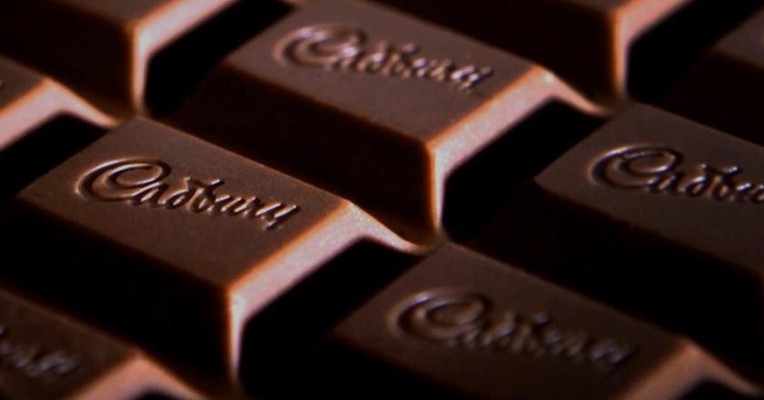 Cadbury Dairy Milk   ©  brett jordan/Flickr