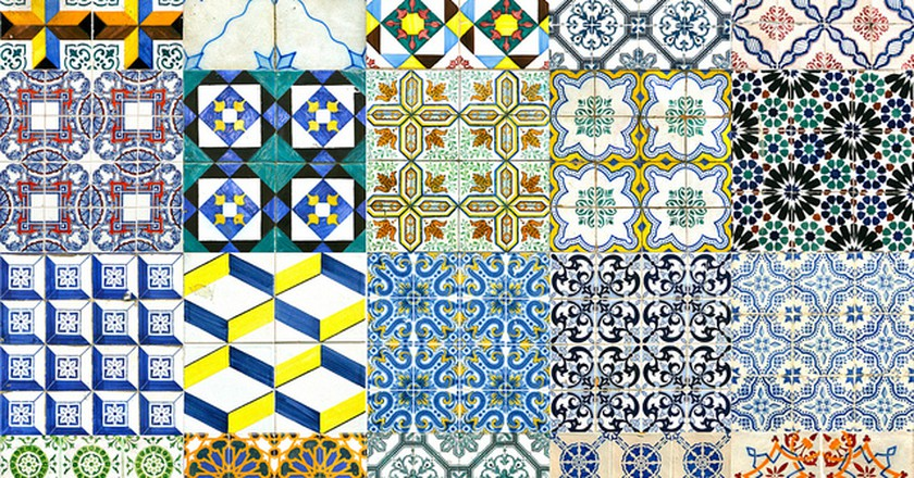 Azulejos © François Philipp / Flickr
