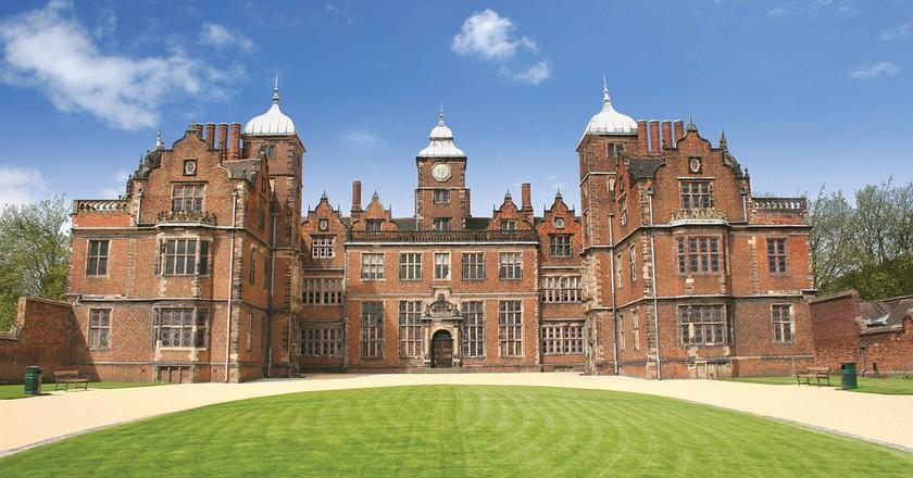 A Brief History of Aston Hall, Birmingham