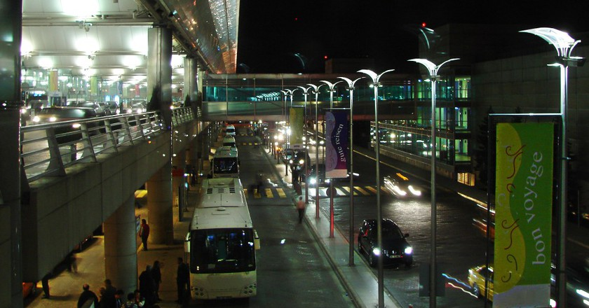 Atatürk Airport | © Nevit Dilmen/Wikimedia Commons